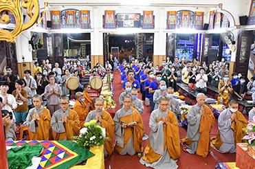 the two days virtual Tara ang Guru yoga retreat led by Gyalwa Dokhampa